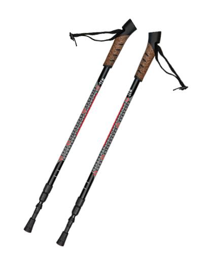 Was sind die wichtigsten Überlegungen beim Kauf von Trekkingstöcken und -stöcken?